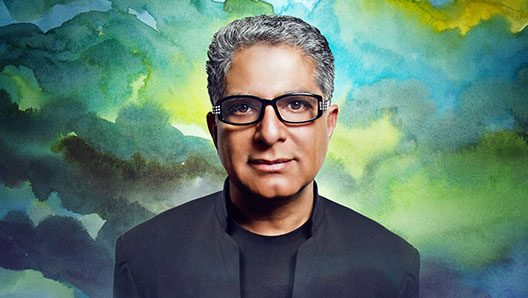 Deepak Chopra Pioneers Wellness Benefits of VR With Finding Your True Self