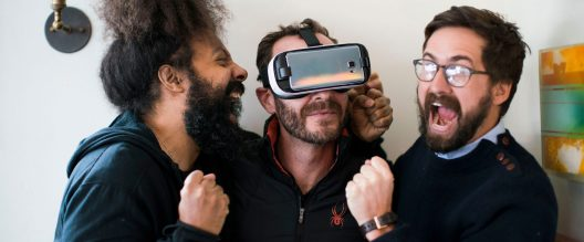 Reggie Watts and Benjamin Dickinson team with Wevr and make some waves with WAVES