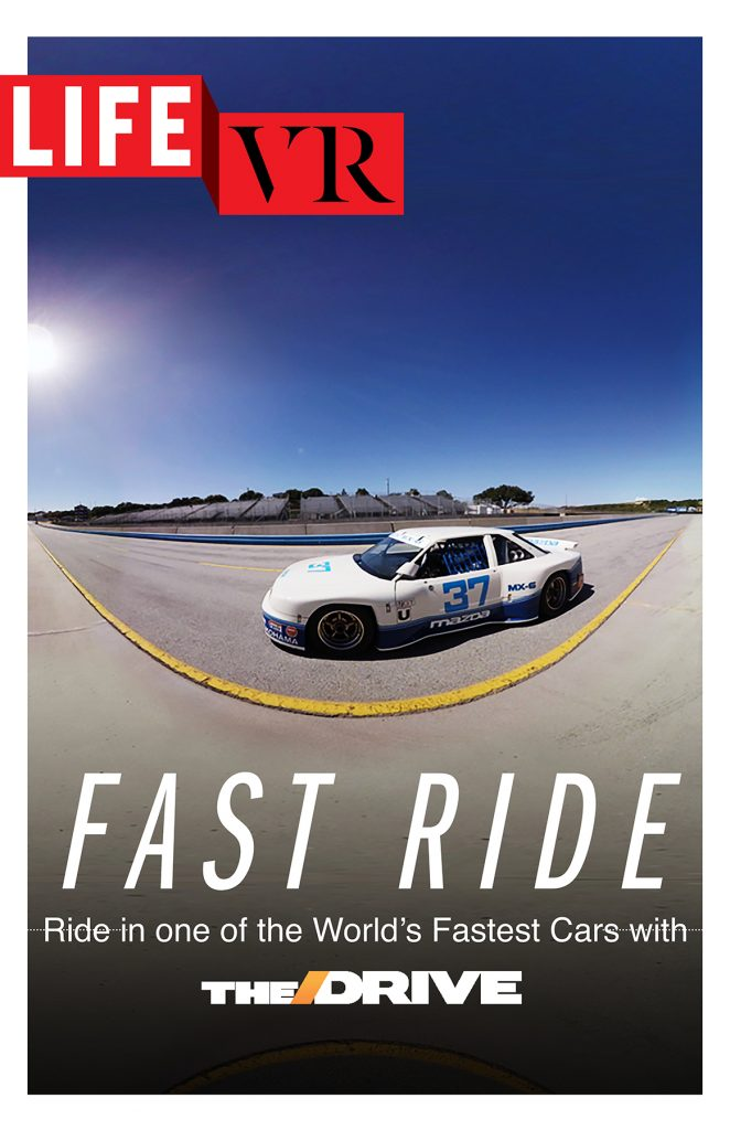 LIFE VR--Fast-Ride-Poster